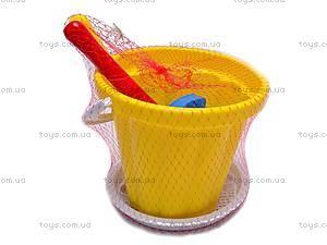 Песочный набор большой, 0111, toys.com.ua