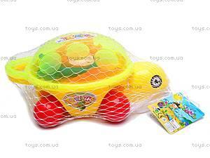 Песочный набор «Черепаха», 10058, игрушки