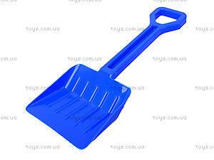 Песочный набор для детей «Лопатка и грабли», 01-110-2, детские игрушки