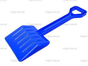 Песочный набор для детей «Лопатка и грабли», 01-110-2, детский