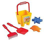 Песочный набор для детей «Замок», 39037