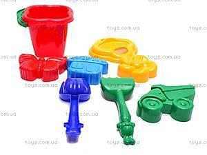 Песочный набор «Колокольчик», CP0070702062, детские игрушки