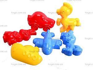 Песочный набор «Кроха», 1159cp0071001002, toys.com.ua