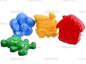 Песочный набор «Кувшинка», 1043ср0070802062, детские игрушки
