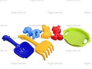 Песочный набор «Маргаритка», 0770cp0070101052, детские игрушки