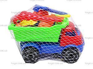 Песочный набор «Машина», 10038, toys.com.ua