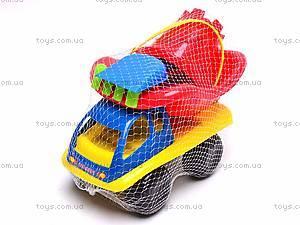 Песочный набор «Машинка», 8 предметов, 8801-C1, цена
