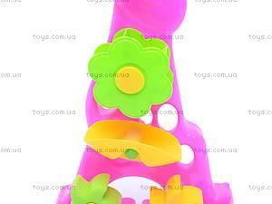 Песочный набор «Мельница», 6818A, игрушки