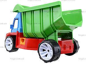 Песочный набор с грузовиком, 085, toys.com.ua
