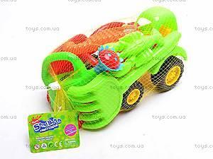 Песочный набор «Трактор», 914G, цена
