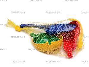 Песочный набор «Василек», лопатка и 3 паски, 0824cp0070202002, цена