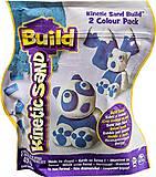 Кинетический песок Kinetic Sand Build, 71428WB, интернет магазин22 игрушки Украина