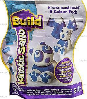 Кинетический песок Kinetic Sand Build, 71428WB