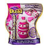 Песок для творчества Kinetic Sand Build, 71428WPn, фото