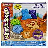 Песок для детского творчества Kinetic Sand Dino, 71415Dn, купить