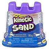Песок для детского творчества «KINETIC SAND МИНИ КРЕПОСТЬ» голубой, 71419B, фото