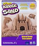 Песок для детского творчества Kinetic Sand Neon,натуральный цвет, 71400, фото