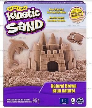 Песок для детского творчества Kinetic Sand Neon,натуральный цвет, 71400
