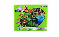 Песок для игры «Джунгли» с формочками, зеленый, MS002GN, купить