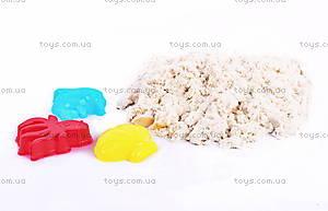 Песок для игры «Зоопарк», белый, MS004W, фото