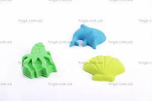 Песок для игры «Зоопарк», голубой, MS004B, цена