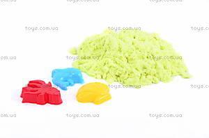 Песок для игры «Зоопарк», желтый, MS004Y, купить
