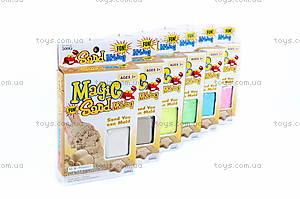 Песок для игры «Зоопарк», желтый, MS004Y, отзывы