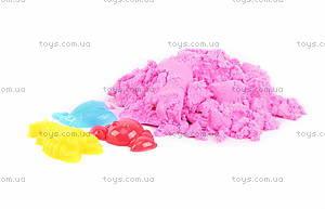 Песок для игры «Зоопарк», розовый, MS004P, фото