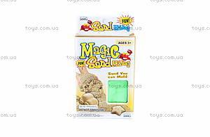 Песок для игры «Зоопарк», зеленый, MS004GN, цена