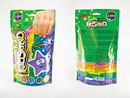 Песок KidSand пакете 1 кг., KS-03-01, отзывы