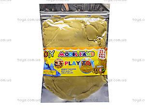 Песок кинетический цветной, 7 видов, SK201, игрушки