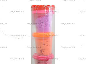 Набор кинетического песка, 8 банок, JL11002G, купить