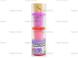 Набор кинетического песка, 8 банок, JL11002G, фото