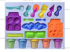 Игровой набор с кинетическим песком и аксессуарами, JL11003C, фото