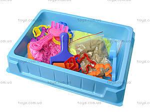Песок кинетический с аксессуарами для игры, JL11001E, детские игрушки