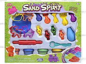 Песок кинетический с набором инструментов, JL11003A, отзывы