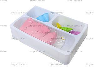 Песок космический с формочками, 500 г, CI82771A, детские игрушки