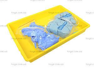 Кинетический песок в наборе, для малышей , CI82790A, магазин игрушек