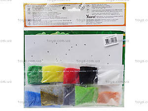Детский набор для творчества из песка «Ослик», 9712-1, купить