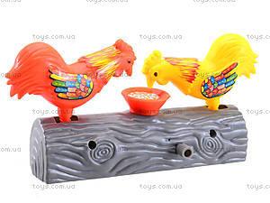 Детская механическая игрушка «Петушок», 6606, купить