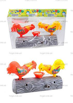 Детская механическая игрушка «Петушок», 6606