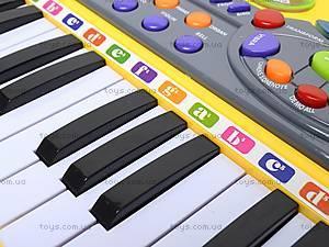 Пианино детское, BB45B, детские игрушки