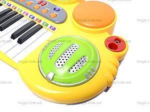 Пианино детское, BB45B, магазин игрушек