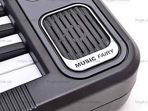 Пианино музыкальное, MQ3739, детские игрушки