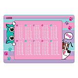 """Подложка для стола """"Best Friend"""" таблица умножения (2 шт. в упак), 491924, купить"""