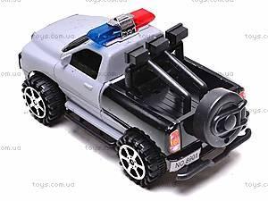 Пикап инерционный «Полиция», 8901, фото
