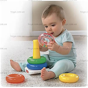 Пирамидка Fisher-Price, 71050, отзывы