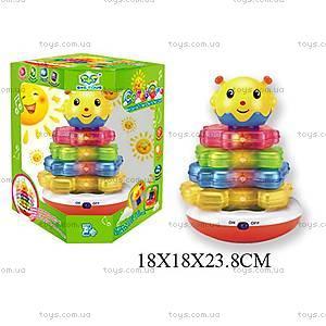 Пирамидка для малышей, EQ80024R