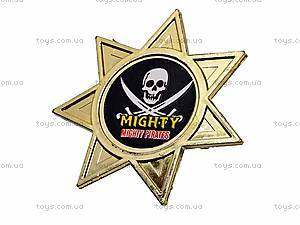 Пиратский игровой набор для мальчиков, 828-10, цена