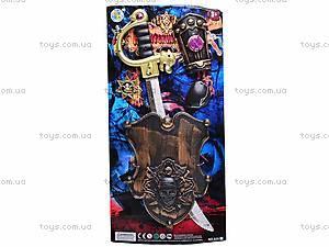 Пиратский игровой набор для мальчиков, 828-10, детские игрушки